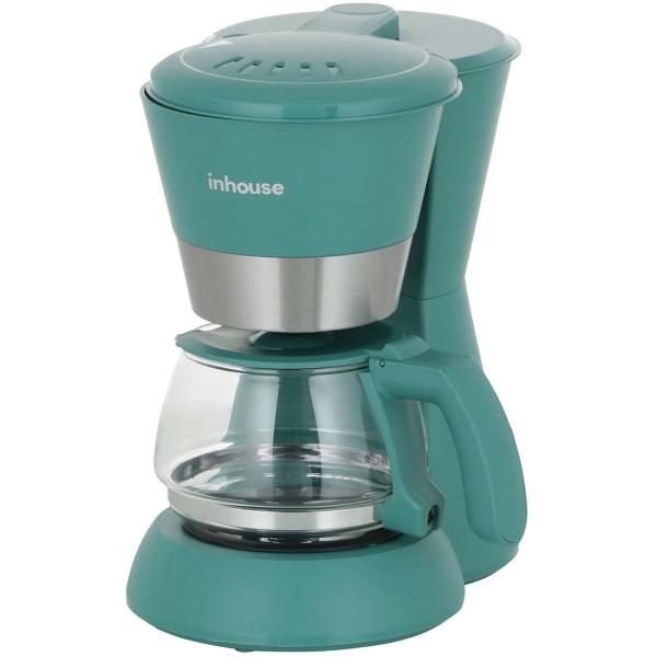 Кофеварка капельного типа Inhouse — ICMD0601MG