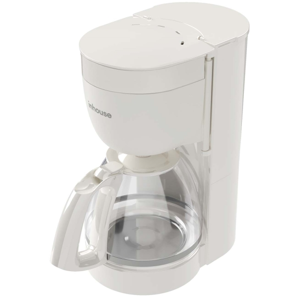 Кофеварка капельного типа Inhouse ICMD1202W
