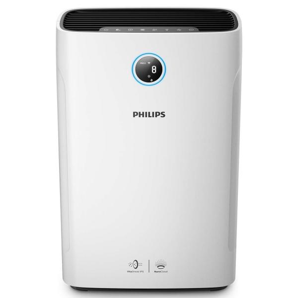 Купить Воздухоувлажнитель-воздухоочиститель Philips AC3829/10 в каталоге интернет магазина М.Видео по выгодной цене с доставкой, отзывы, фотографии - Омск