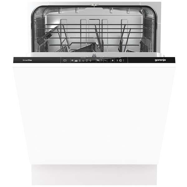 Встраиваемая посудомоечная машина 60 см Gorenje GV63161