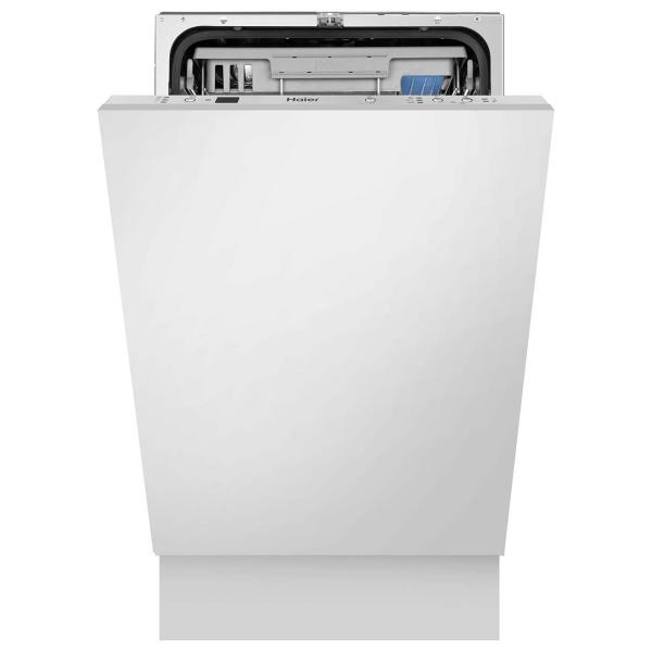 Встраиваемая посудомоечная машина 45 см Haier