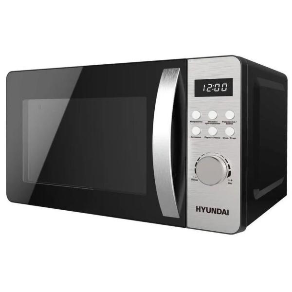 Микроволновая печь соло Hyundai HYM-D2071 Silver