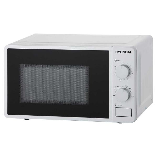 Микроволновая печь соло Hyundai HYM-M2001 Silver