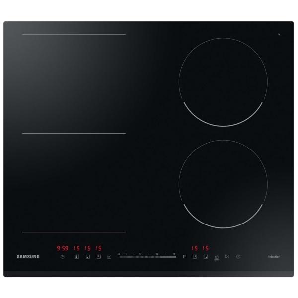 Встраиваемая индукционная панель Samsung NZ64R3747BK фото