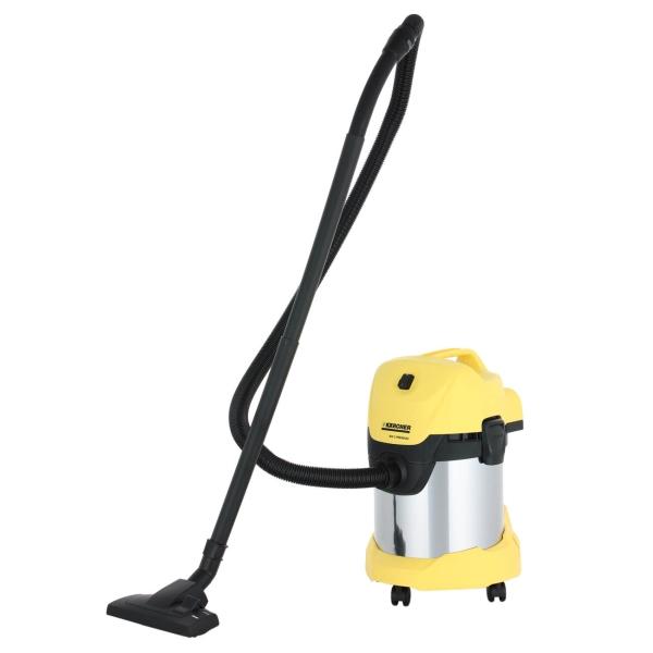 Пылесос для уборки офисов и мастерских Karcher WD 3 Premium Home