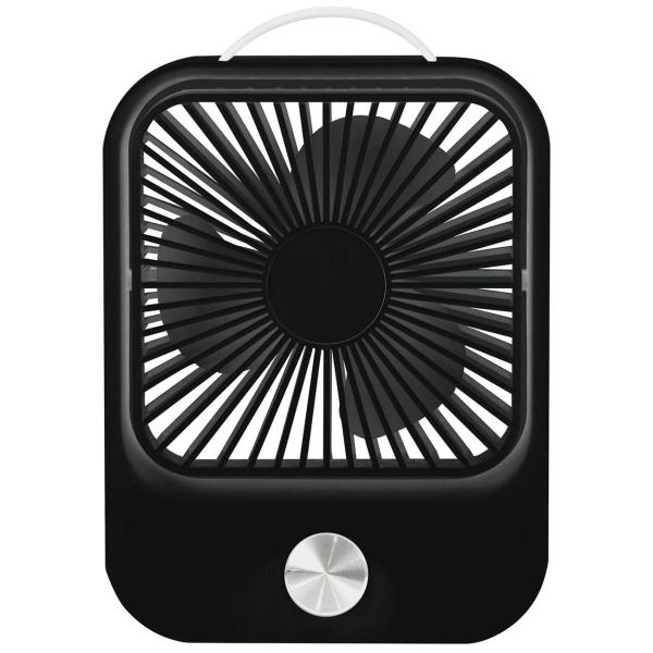 Вентилятор настольный Rombica NEO Flow Black
