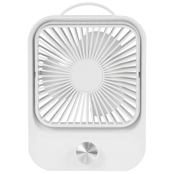 Вентилятор настольный Rombica NEO Flow White