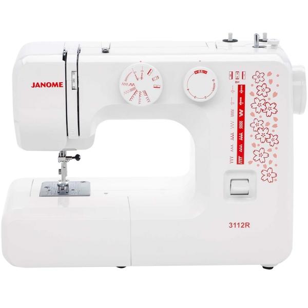 Швейная машина Janome — 3112R
