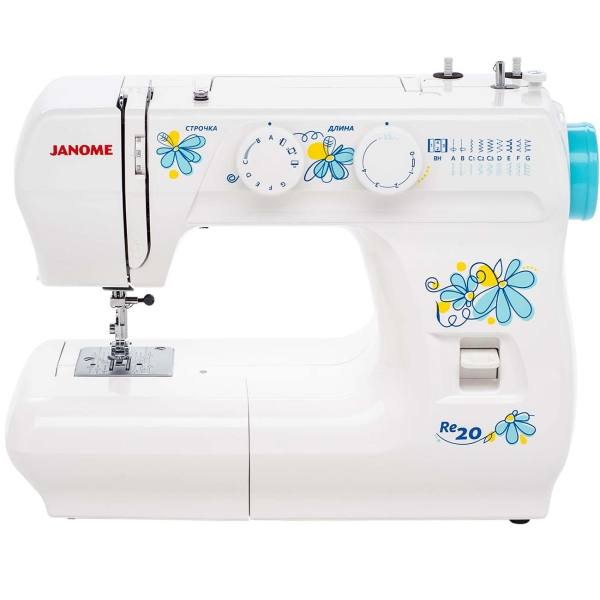 Швейная машина Janome RE20