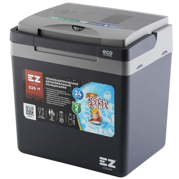 Автохолодильник EZ Coolers E26M 12-230V Grey