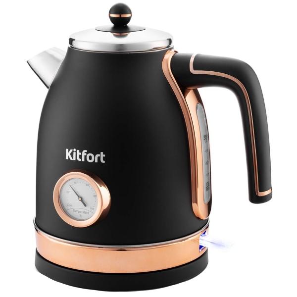 Электрочайник Kitfort КТ-6102-2 фото