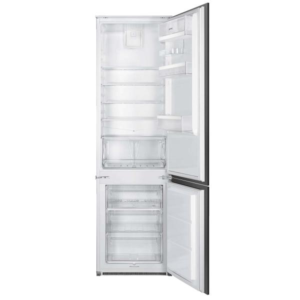Встраиваемый холодильник комби SMEG C3192F2P