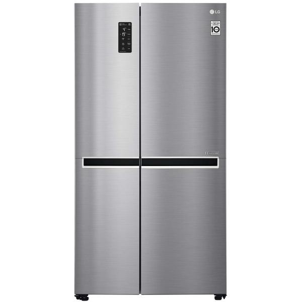 Холодильник (Side-by-Side) LG DoorCooling+ GC-B247SMDC фото