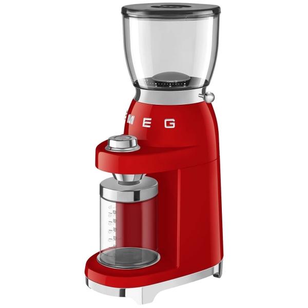 Кофемолка SMEG CGF01RDEU Smeg