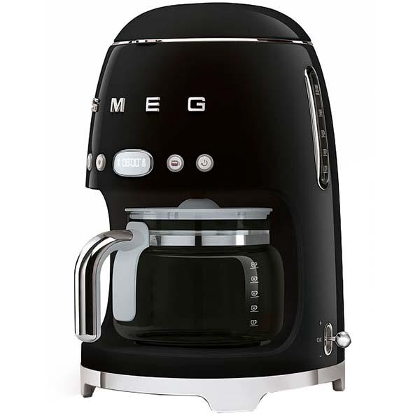 Кофеварка капельного типа SMEG — DCF02BLEU