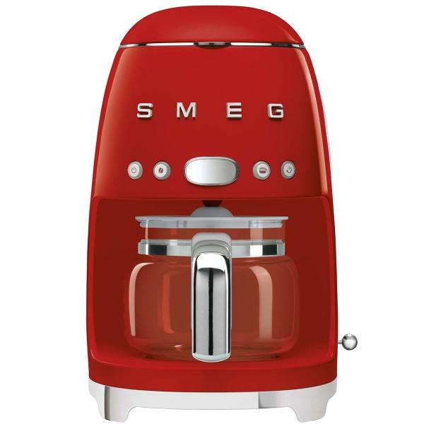 Кофеварка капельного типа SMEG — DCF02RDEU