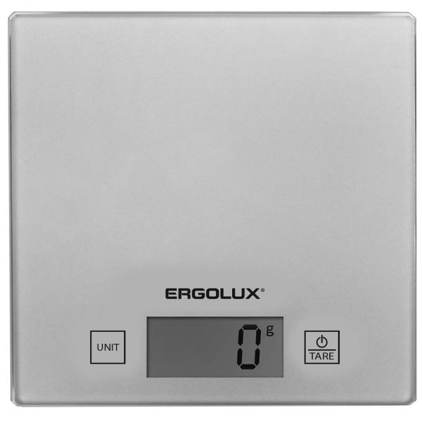 Весы кухонные Ergolux