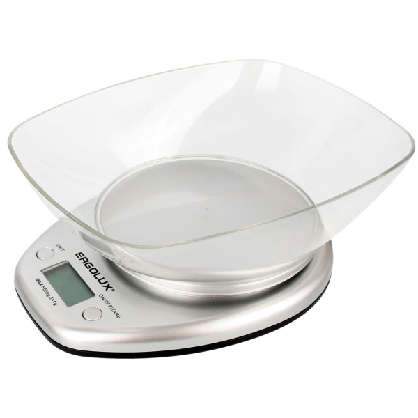 Купить Весы кухонные Ergolux ELX-SK04-C03 в каталоге интернет магазина М.Видео по выгодной цене с доставкой, отзывы, фотографии - Махачкала