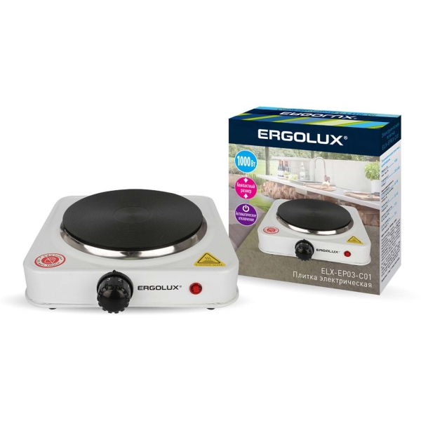 Электроплитка Ergolux