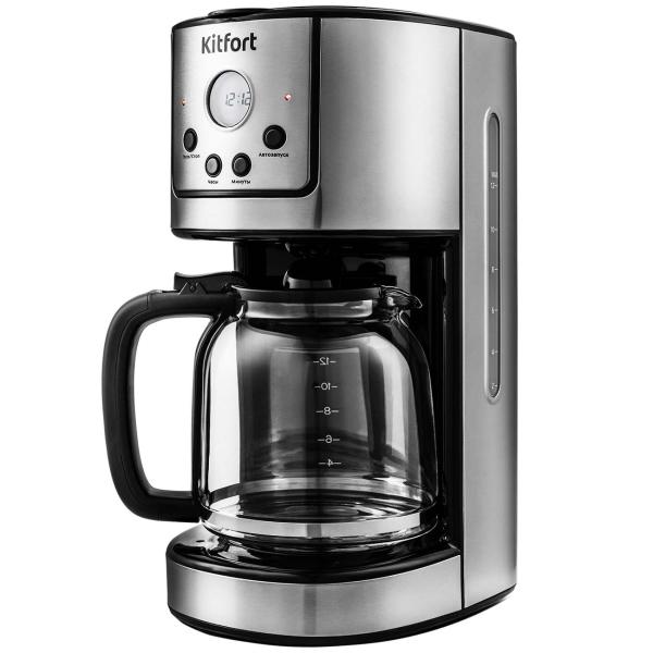 Кофеварка капельного типа Kitfort KT-732