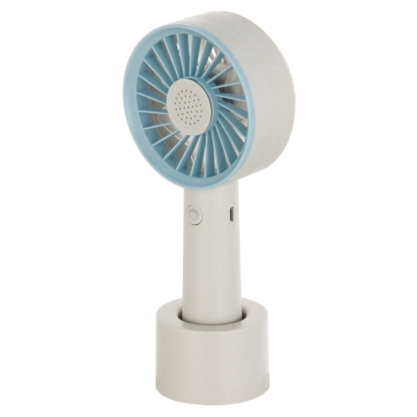 Купить Вентилятор настольный Rombica FLOW Handy Fan I White (R2D2-005) в каталоге интернет магазина М.Видео по выгодной цене с доставкой, отзывы, фотографии - Москва