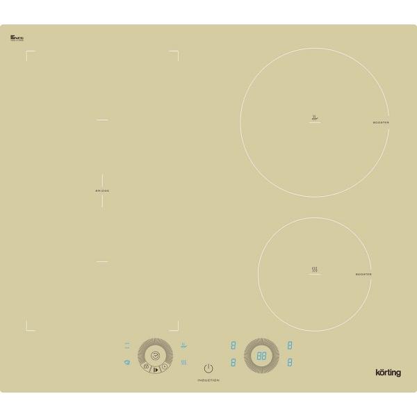 Встраиваемая индукционная панель Korting HIB 64760 BB Smart
