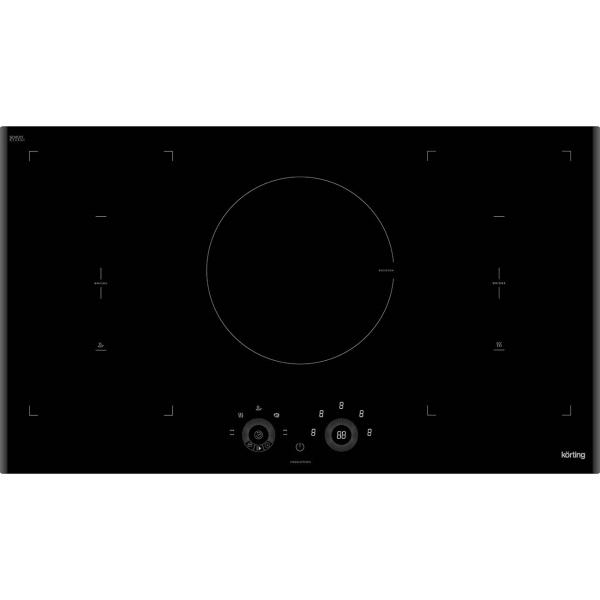 Встраиваемая индукционная панель Korting HIB 95750 B Smart