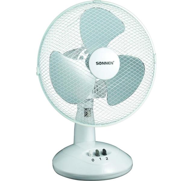 Купить Вентилятор настольный Sonnen FT23-B6 (451038) в каталоге интернет магазина М.Видео по выгодной цене с доставкой, отзывы, фотографии - Братск