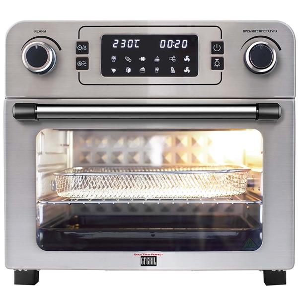 Купить Мини-печь GFgril GFAO-700 в каталоге интернет магазина М.Видео по выгодной цене с доставкой, отзывы, фотографии - Москва