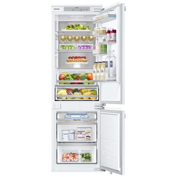 Встраиваемый холодильник комби Samsung BRB260131WW - характеристики, техническое описание в интернет-магазине М.Видео - Москва - Москва