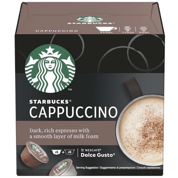 Кофе в капсулах Starbucks