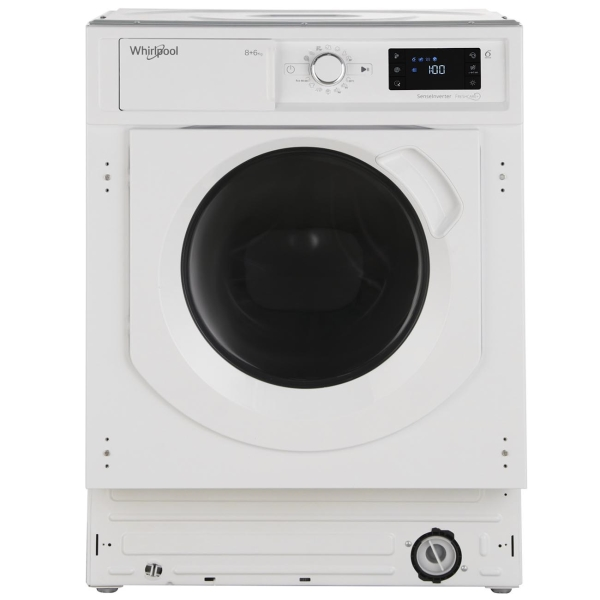 Встраиваемая стиральная машина Whirlpool BI WDWG 861484 EU