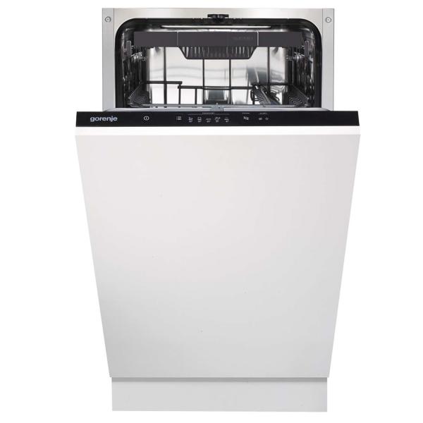 Встраиваемая посудомоечная машина 45 см Gorenje