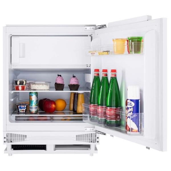 Купить Встраиваемый холодильник однодверный Maunfeld MBF88SW в каталоге интернет магазина М.Видео по выгодной цене с доставкой, отзывы, фотографии - Москва