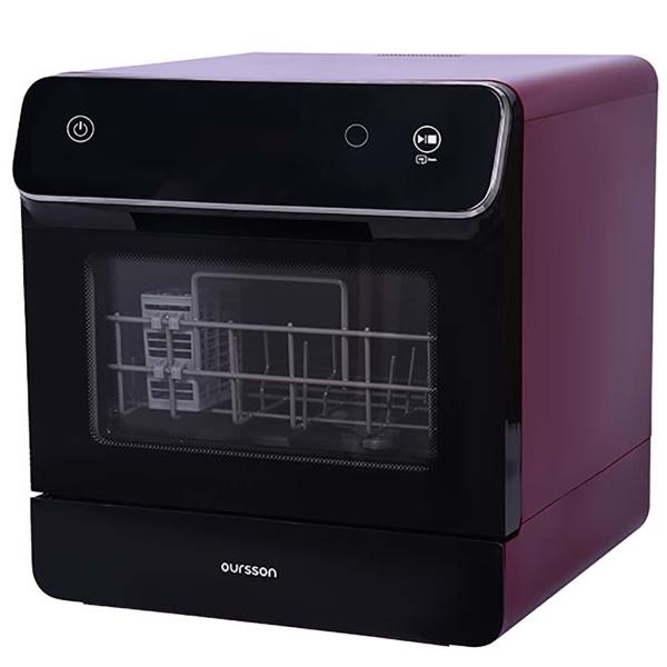 Купить Посудомоечная машина (компактная) Oursson DW4001TD/DC в каталоге интернет магазина М.Видео по выгодной цене с доставкой, отзывы, фотографии - Москва