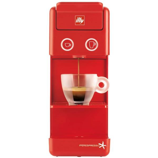 Кофеварка капсульная illy