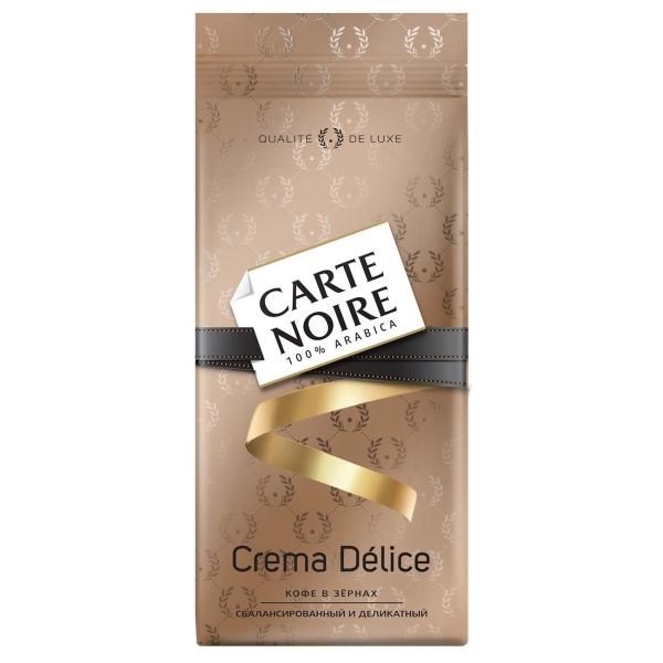 Кофе молотый Carte Noire Crema Delice 230г