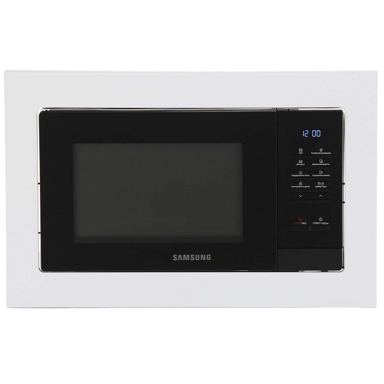 Встраиваемая микроволновая печь Samsung MS20A7013AL