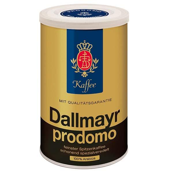 Кофе молотый Dallmayr Prodomo молотый 0,25kg цвет синий/золотистый