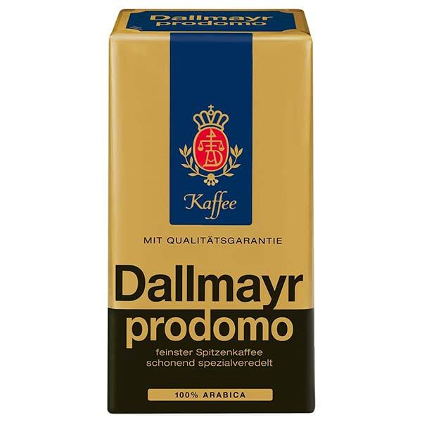 Кофе молотый Dallmayr Prodomo молотый 0,5kg цвет синий/золотистый