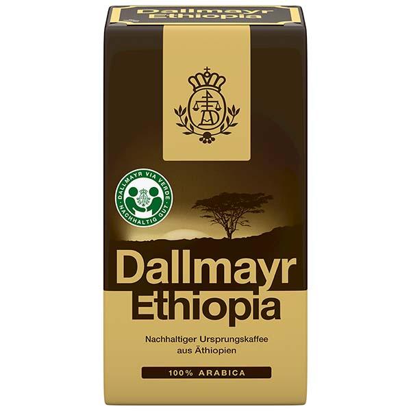 Кофе молотый Dallmayr Ethiopia молотый 0,5kg цвет бежевый/золотистый