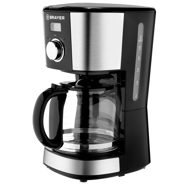 Кофеварка капельного типа Brayer