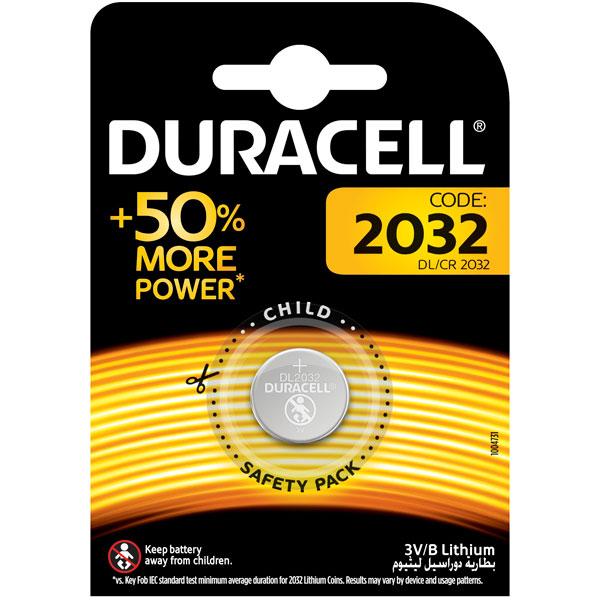 Батарея Duracell 2032 1шт.