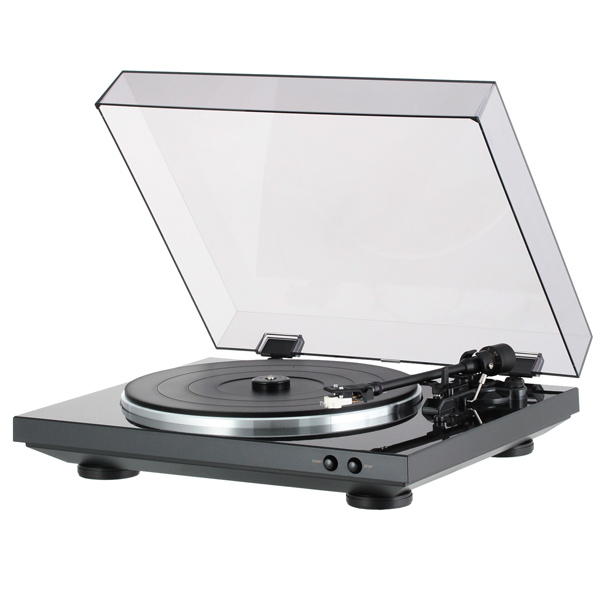Проигрыватель виниловых дисков Denon DP-300F Black denon dp 300f silver