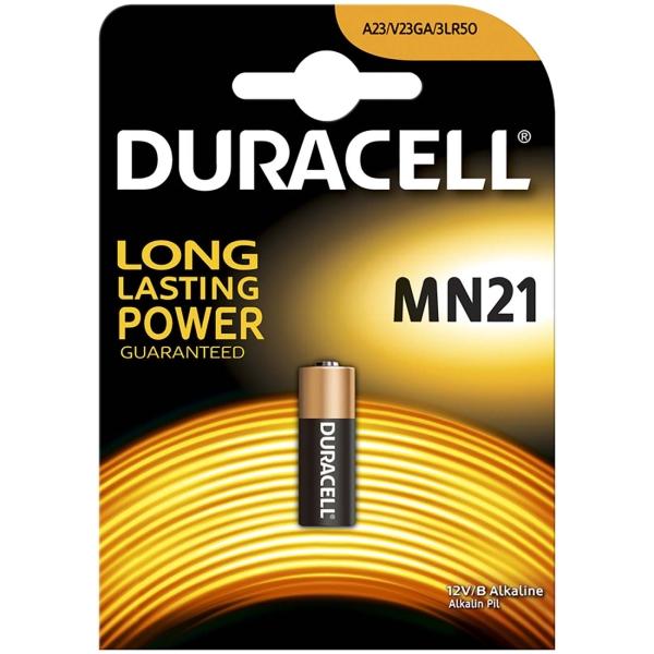 Батарея Duracell MN21 1шт.