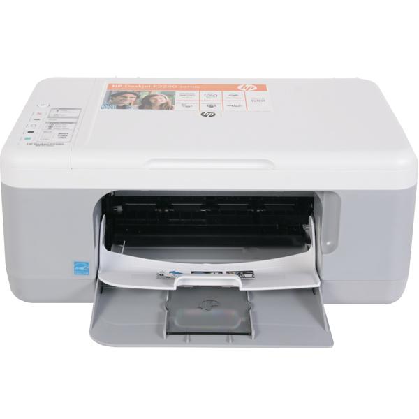 Струйное МФУ HP DeskJet F2280 - характеристики, техническое описание в интернет-магазине М.Видео - Белгород - Белгород