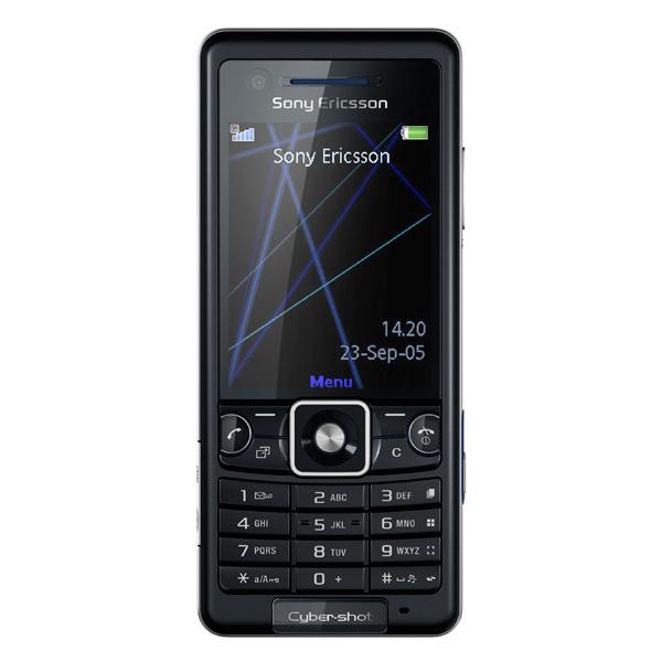 d3eddd19926 Купить Мобильный телефон Sony Ericsson C510 black в каталоге ...