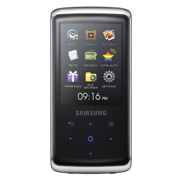 Купить Портативный медиаплеер Samsung YP-Q2AB 4Gb в каталоге ... 5a528b50f068a