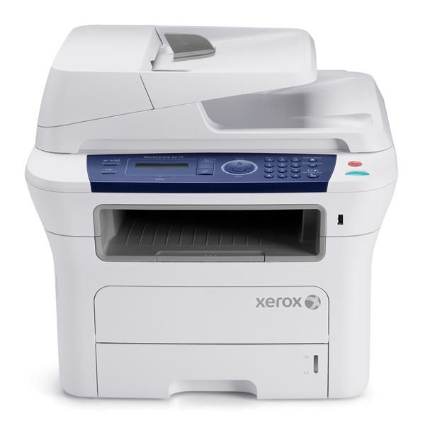 Лазерное МФУ Xerox WorkCentre 3210 - характеристики, техническое описание в интернет-магазине М.Видео - Москва - Москва