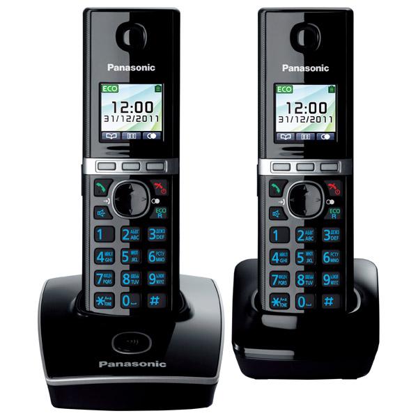 Panasonic, Телефон dect, KX-TG8052RUB